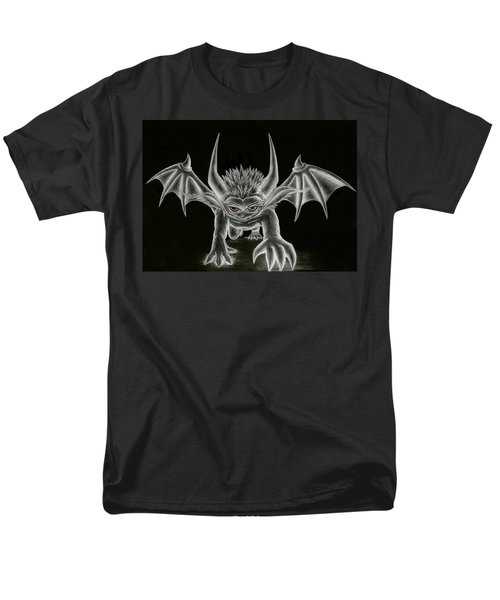Grevil Statue T-Shirt by Shawn Dall