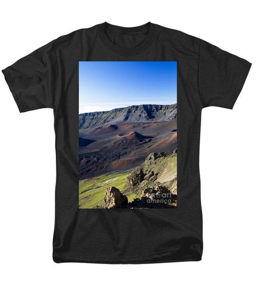 Haleakala Sunrise on the Summit Maui Hawaii - Kalahaku Overlook T-Shirt by Sharon Mau