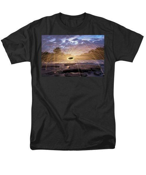 Halo On The American River T-Shirt by Lee Harland