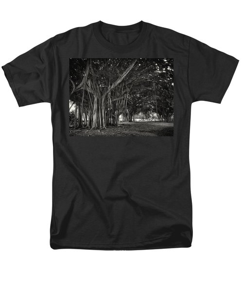 HAWAIIAN BANYAN TREE ROOT STUDY T-Shirt by Daniel Hagerman
