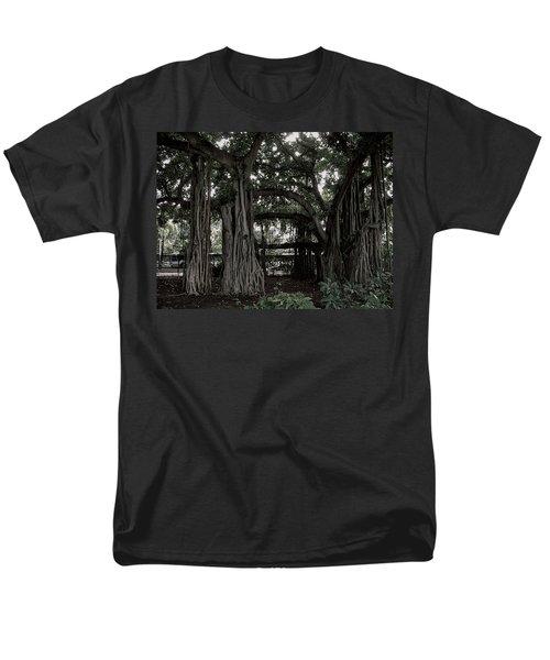 HAWAIIAN BANYAN TREES T-Shirt by Daniel Hagerman