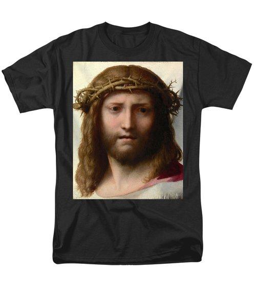 Head of Christ T-Shirt by Correggio