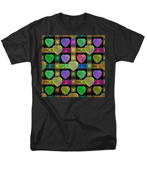 Hearts T-Shirt by Sandy Keeton