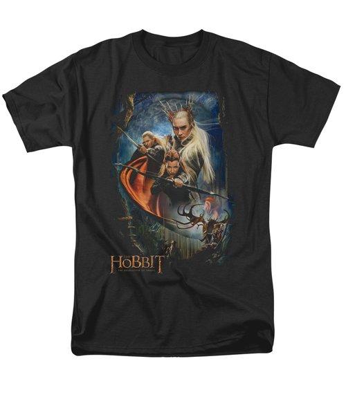 Hobbit - Thranduil's Realm Men's T-Shirt  (Regular Fit) by Brand A