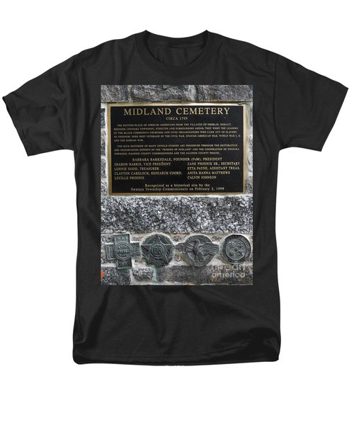 Honored Blacks T-Shirt by Paul W Faust -  Impressions of Light
