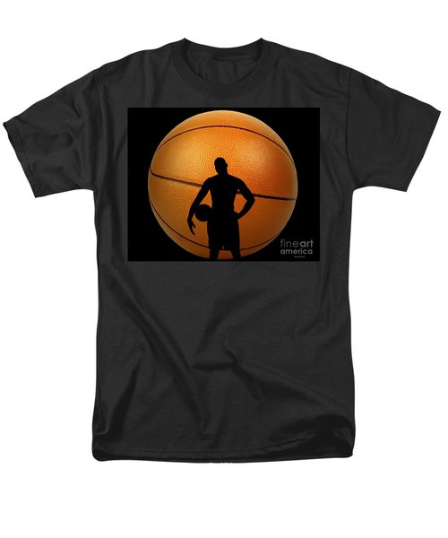 Hoop Dreams T-Shirt by Cheryl Young