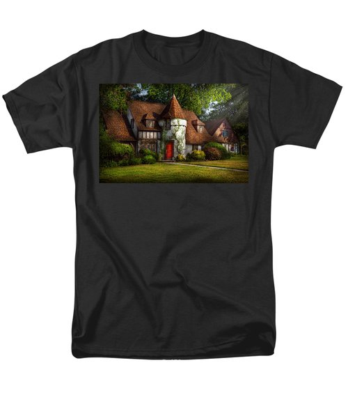 House - Westfield NJ - Fit for a king T-Shirt by Mike Savad