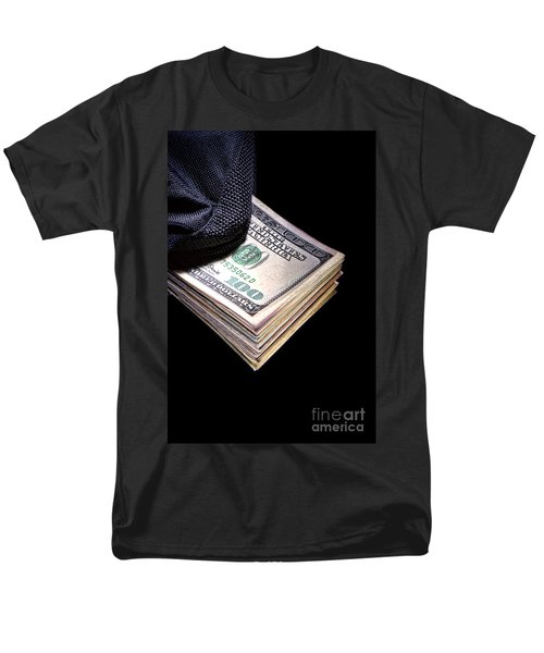 Hush Money T-Shirt by Olivier Le Queinec