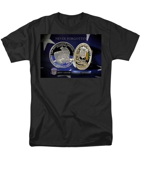 Indianapolis Metro Police Memorial T-Shirt by Gary Yost