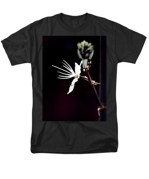 infrared Asphodel T-Shirt by Stylianos Kleanthous