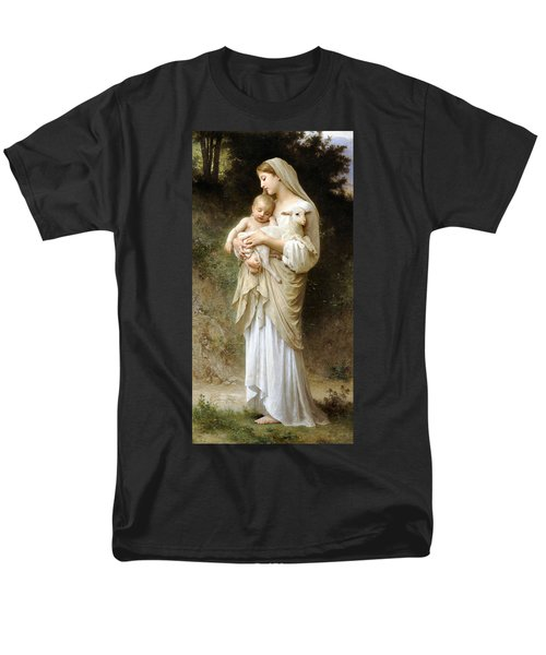 innocence T-Shirt by William Bouguereau