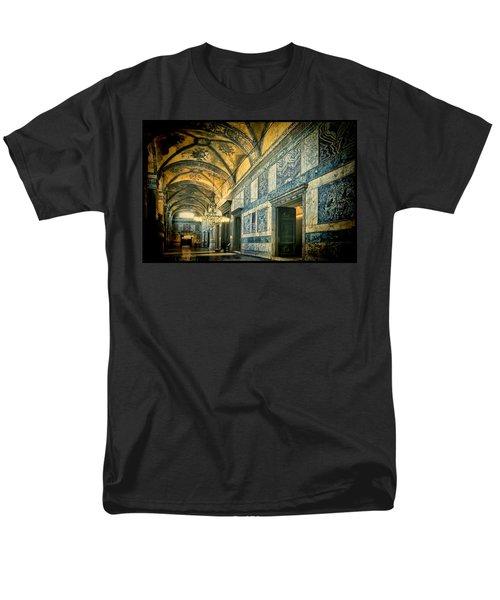 Interior Narthex T-Shirt by Joan Carroll
