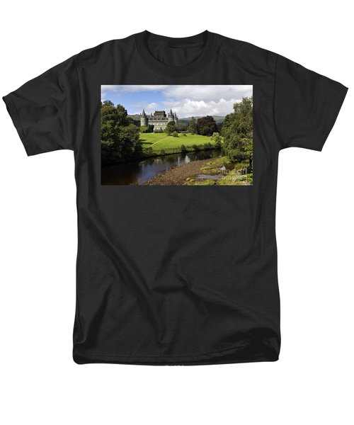 Inveraray Castle - D002464 T-Shirt by Daniel Dempster