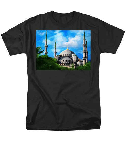 Islamic Mosque T-Shirt by Catf