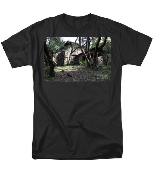 Jack London House of Happy Walls 5D21962 T-Shirt by Wingsdomain Art and Photography
