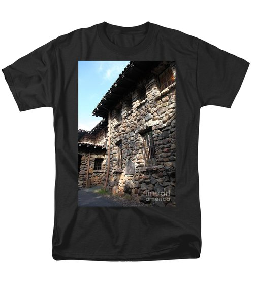 Jack London House of Happy Walls 5D21967 T-Shirt by Wingsdomain Art and Photography