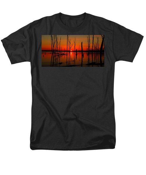 January Sunrise T-Shirt by Raymond Salani III