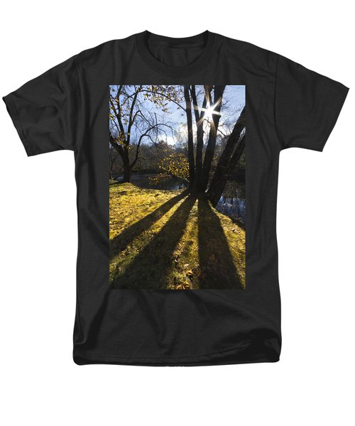 Jewel in the Trees T-Shirt by Debra and Dave Vanderlaan