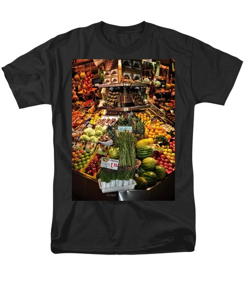 Jewels From The Market  Men's T-Shirt  (Regular Fit) by Mary Machare