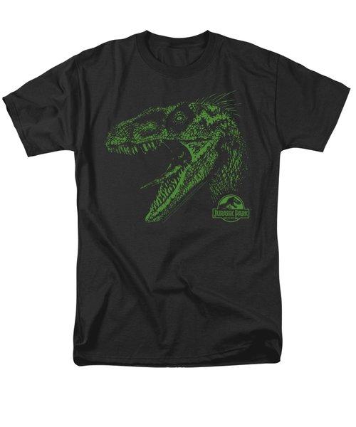 Jurassic Park - Raptor Mount Men's T-Shirt  (Regular Fit) by Brand A