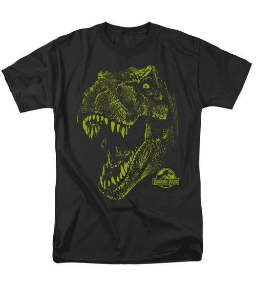 Jurassic Park - Rex Mount Men's T-Shirt  (Regular Fit) by Brand A