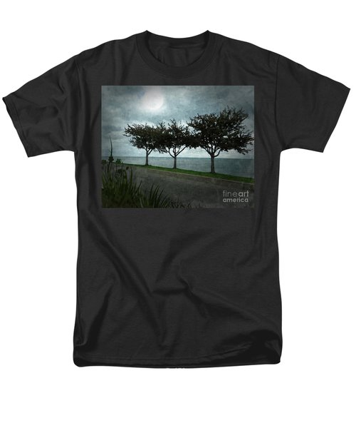 Just Another Gloomy Day T-Shirt by Bedros Awak