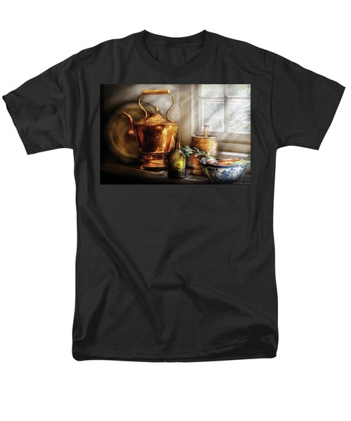 Kettle - Cherished Memories T-Shirt by Mike Savad