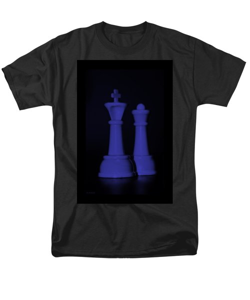 KING AND QUEEN in PURPLE T-Shirt by ROB HANS