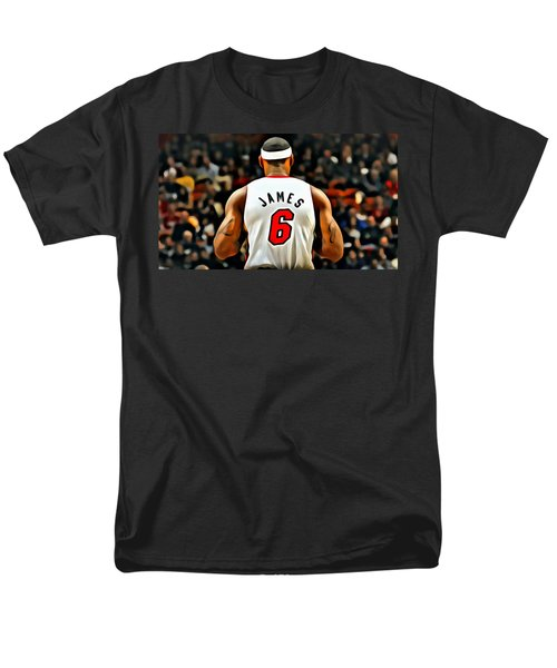 King James T-Shirt by Florian Rodarte