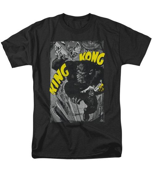 King Kong - Crushing Poster Men's T-Shirt  (Regular Fit) by Brand A