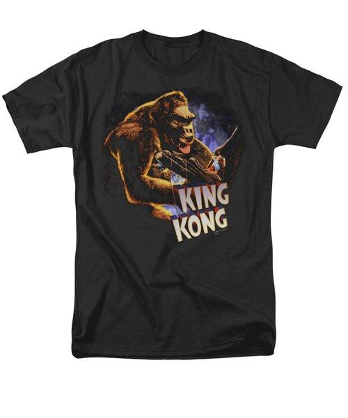 King Kong - Kong And Ann Men's T-Shirt  (Regular Fit) by Brand A