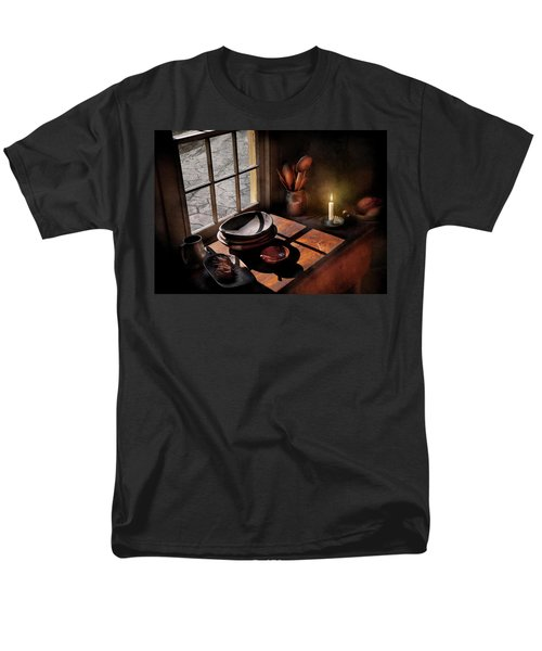 Kitchen - On a table II  T-Shirt by Mike Savad