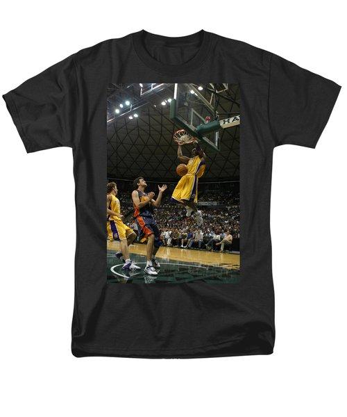 Kobe Bryant Dunk T-Shirt by Mountain Dreams
