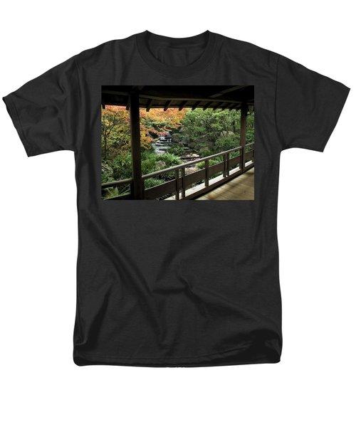 KOKOEN GARDEN - HIMEJI CITY JAPAN T-Shirt by Daniel Hagerman