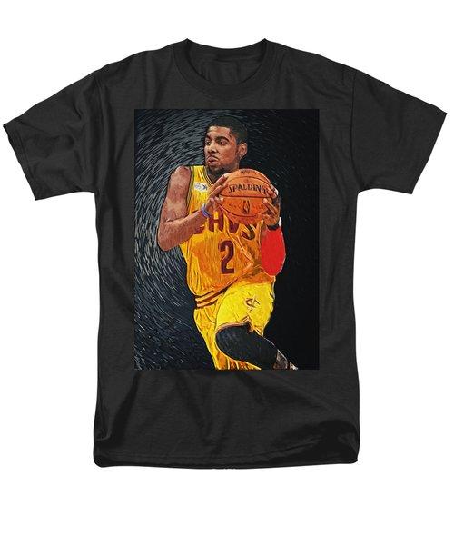 Kyrie Irving Men's T-Shirt  (Regular Fit) by Taylan Soyturk