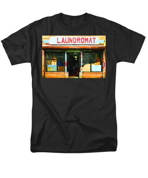 Laundromat 20130731pop T-Shirt by Wingsdomain Art and Photography