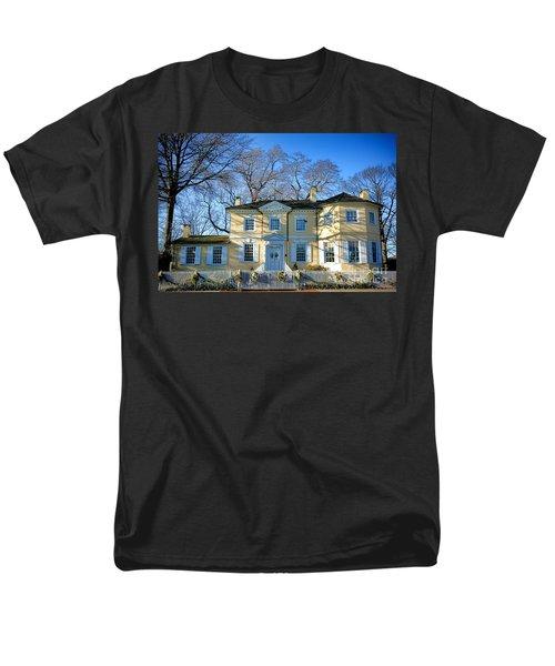 Laurel Hill Mansion T-Shirt by Olivier Le Queinec
