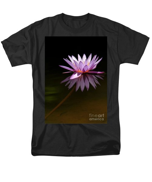 Lavendar Reflections T-Shirt by Sabrina L Ryan