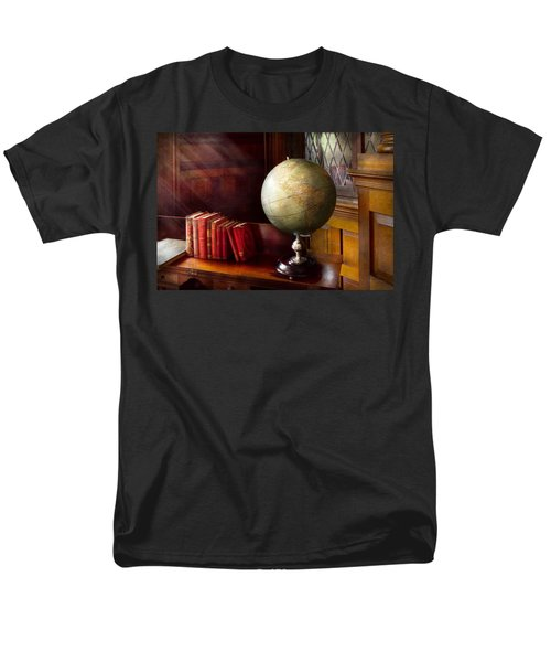 Lawyer - A world traveler T-Shirt by Mike Savad