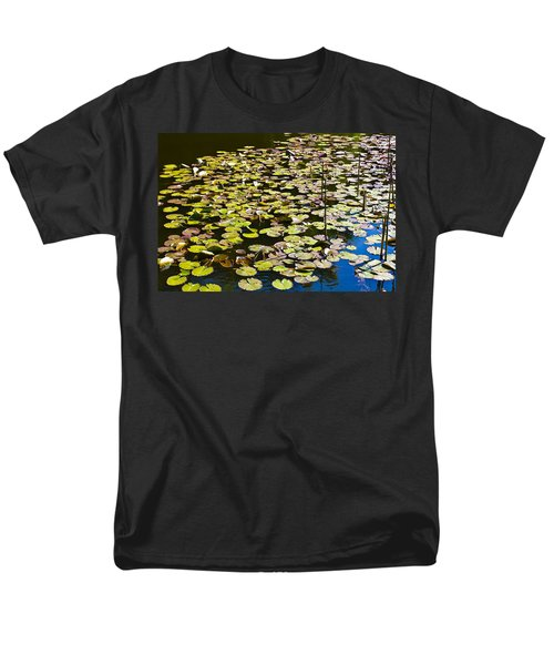 Lilly pads T-Shirt by David Pyatt