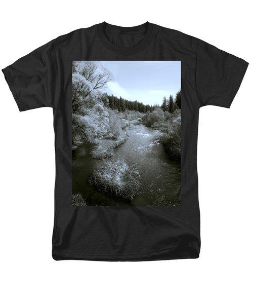 LITTLE SPOKANE RIVER BEAUTY T-Shirt by Daniel Hagerman