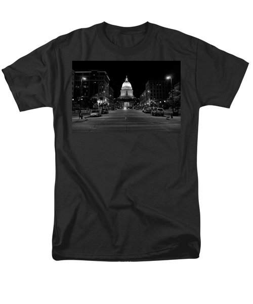 Madison Wi Capitol Dome T-Shirt by Trever Miller
