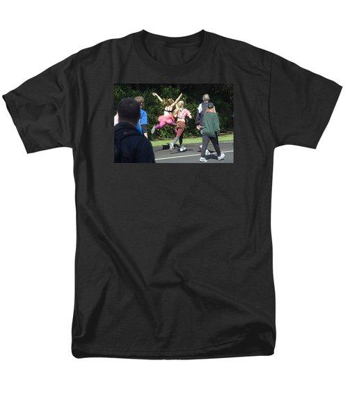 Marathon Grand Jete  T-Shirt by Daniel Furon