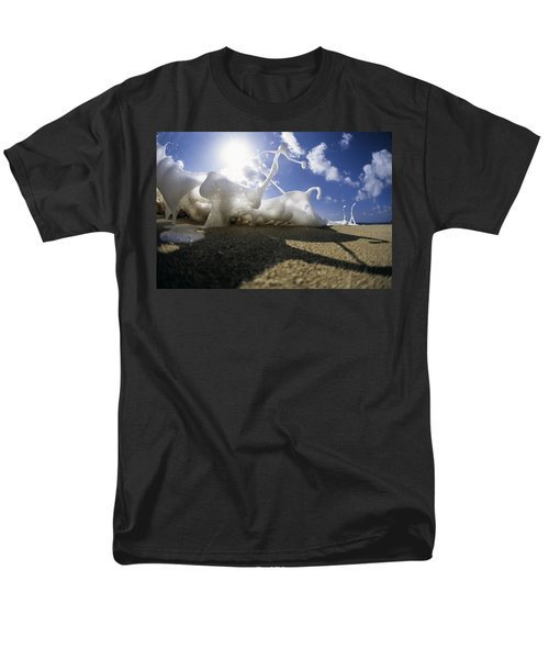 Marching Foam T-Shirt by Sean Davey