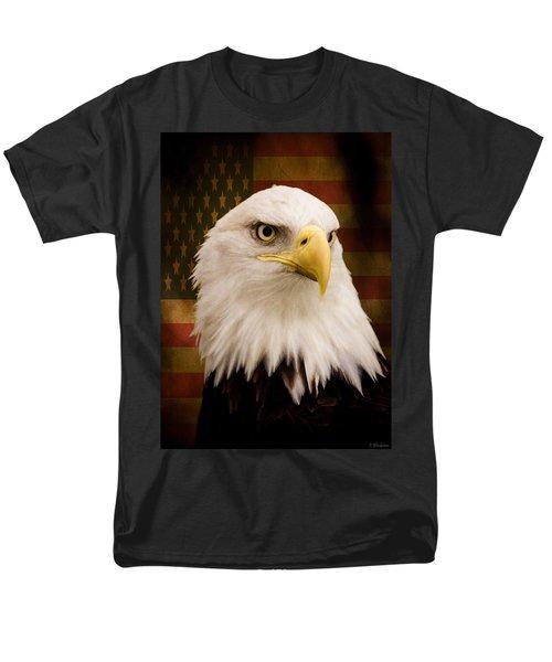 May Your Heart Soar Like An Eagle T-Shirt by Jordan Blackstone