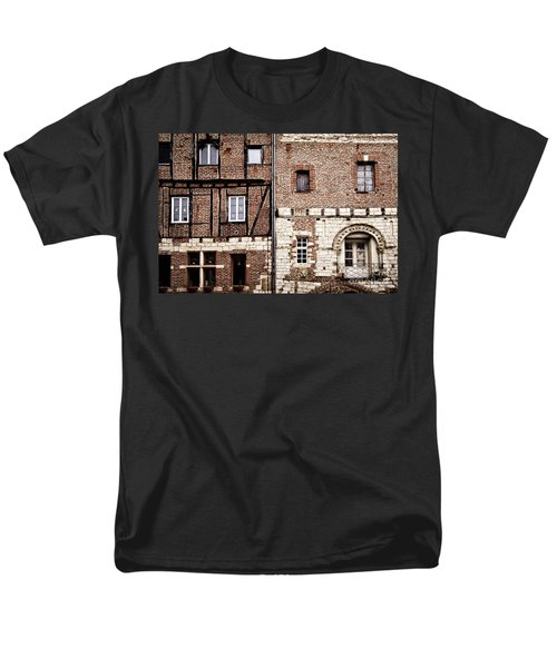 Medieval houses in Albi France T-Shirt by Elena Elisseeva
