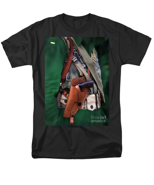 Military Small Arms 02 WW II T-Shirt by Thomas Woolworth