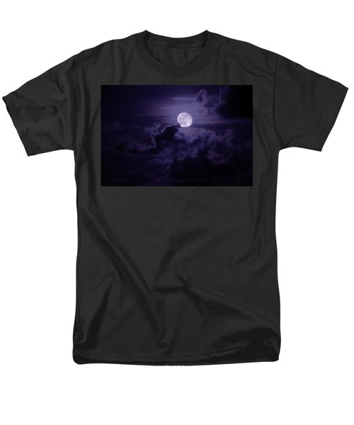 Moody Moon T-Shirt by Chad Dutson