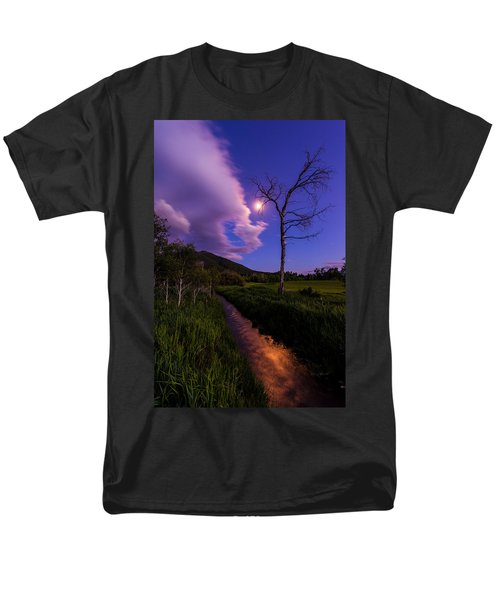 Moonlight Meadow T-Shirt by Chad Dutson