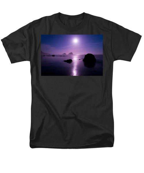 Moonlight Reflection T-Shirt by Chad Dutson